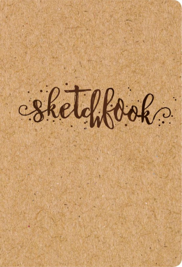 "Скетчбук ""Sketchbook"" (96 страниц)"