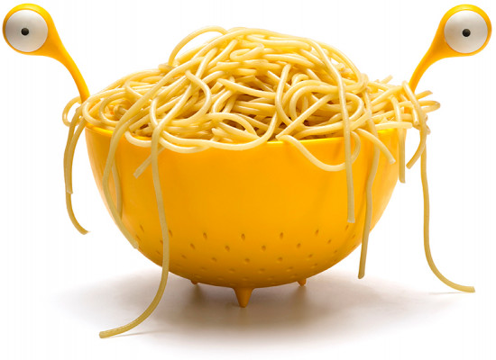 Дуршлаг «Spaghetti Monster»