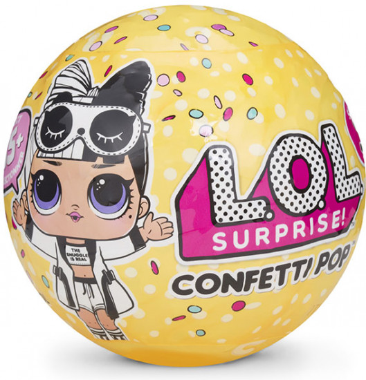 Кукла «L.O.L. Surprise Confetti POP»