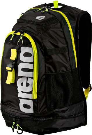 Рюкзак Fastpack 2.1 Black/Fluo yellow/Silver