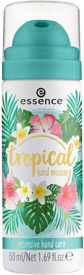 Мусс для рук «Tropical hand mousse»