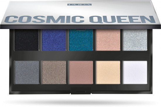 Палетка теней «Make Up Stories Cosmic Queen»