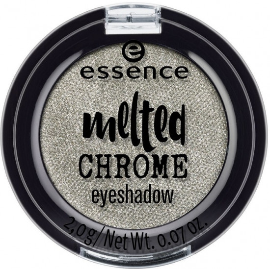 Тени для век «Melted Chrome Eyeshadow», оттенок 05 Lead me