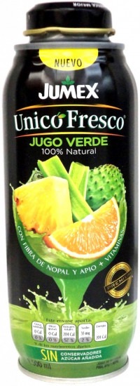 Сок-нектар UnicoFresco «Jugo Verde»