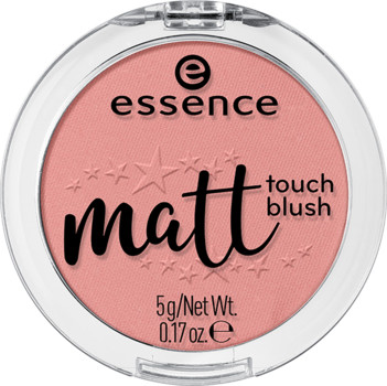 Румяна «Matt touch blush», оттенок 40 blossom me up!