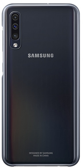Чехол-накладка Samsung Galaxy A50 «Gradation Cover»