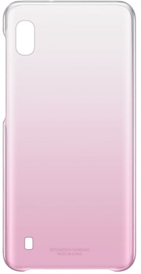 Чехол-накладка Samsung Galaxy A10 «Gradation Cover»