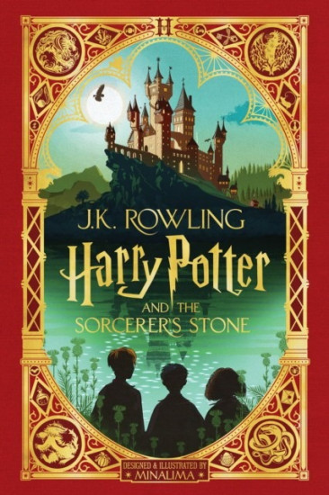 Harry Potter and the Sorcerer`s Stone: Minalima Edition (Harry Potter, Book 1), Volume 1