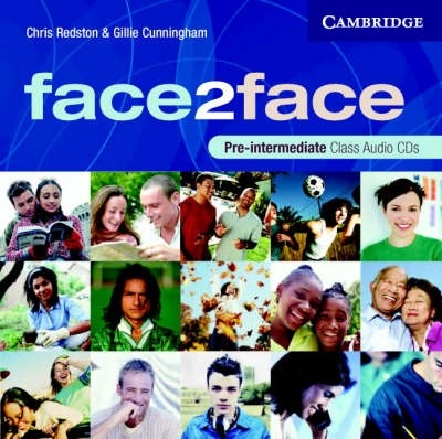 Audio CD. Face2Face Pre-Intermediate Class CDs (3)