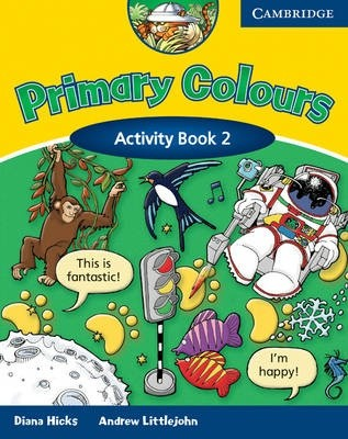 Primary Colours Level 2  Activity Book