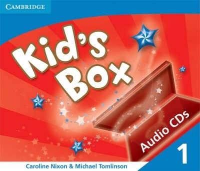 Audio CD. Kid's Box Level 1  Audio CDs (3)