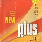 Audio CD. New Plus Intermediate