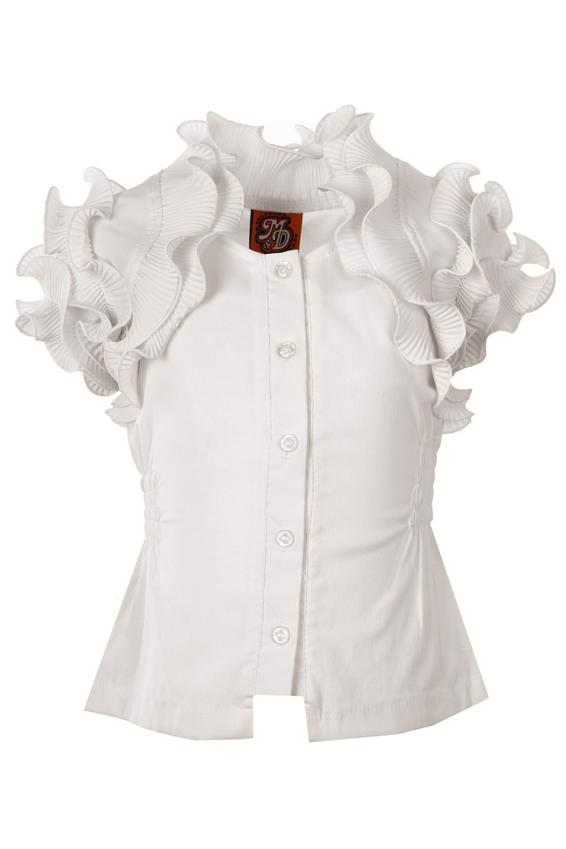 Белые Блузки Для Девачек 5 Клас