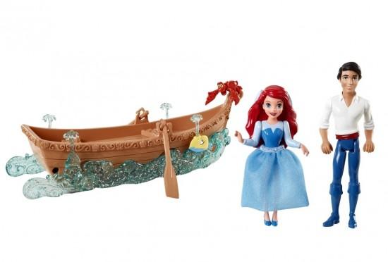 картинки принцесса на лодке