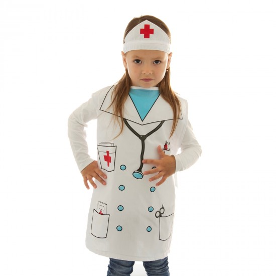 Костюм доктора для ребенка