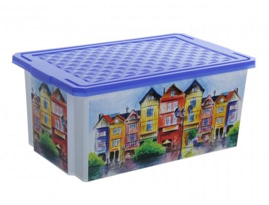 Ящик пластик репаблик