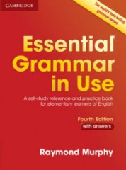 Essential Grammar in Use with Answers. Fourth Edition