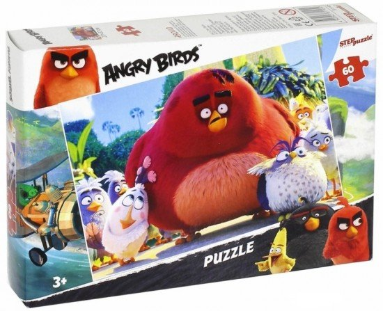 Пазл «Angry Birds» 60 элементов