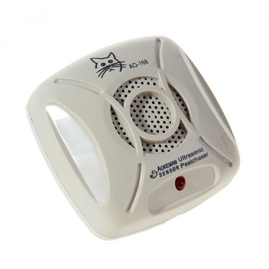 ультразвуковой отпугиватель от мышей инструкция