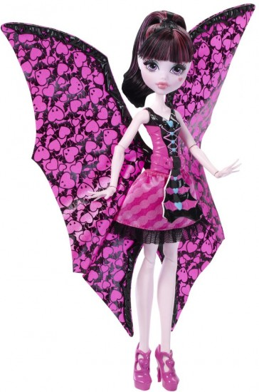 Кукла Monster High «Летучая мышь» Дракулаура