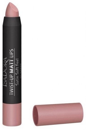Помада для губ IsaDora Twist-up Matt Lips, тон 50 Naked