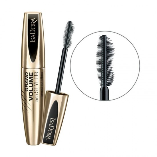 Тушь для ресниц IsaDora Grand Volume Lash Styler, 40 Black, 9 мл