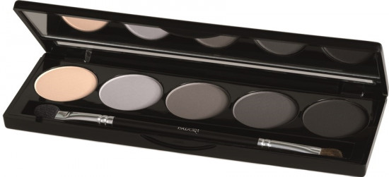 Тени для век IsaDora Eye Shadow Palette, 56 Smoky Eyes, 7,5 г