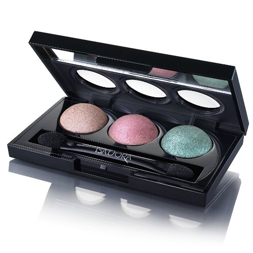 Тени для век IsaDora Eye Shadow Trio, 78 Spring Garden