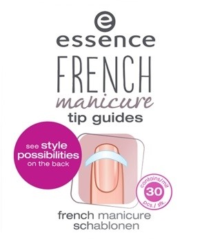 Полоски для французского маникюра «French manicure tip guides»