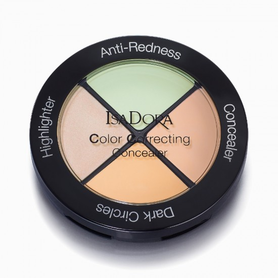 Консилер для лица IsaDora Color Correcting Concealer, 30 Anti-Redness