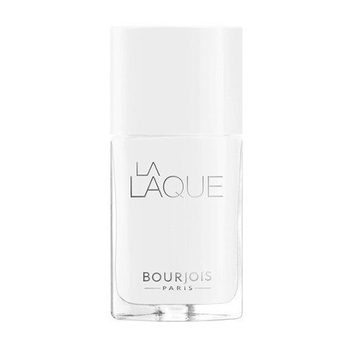 Лак для ногтей Bourjois La Laque, 01 White Spirit