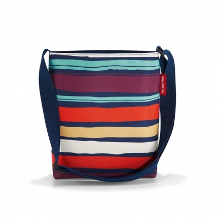 Сумка «Shoulderbag S», artist stripes