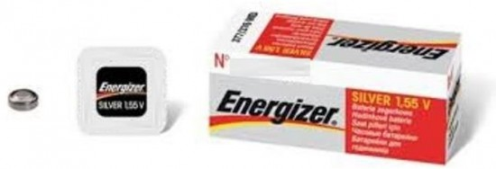 Батарея «Energizer» Silver Oxide 395-399-1Z, 1 штука
