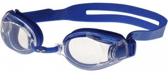 Очки Zoom X-fit, Blue/Clear/Clear