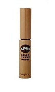 Тушь для бровей «Color My Eyebrow», оттенок 01 Grey Brown