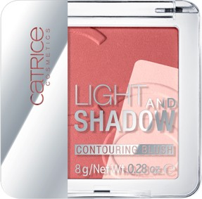 Румяна «Light And Shadow Contouring Blush», оттенок 030 Rose Propose