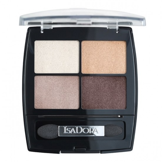Тени для век «Eye Shadow Quartet», оттенок 35 Pearls