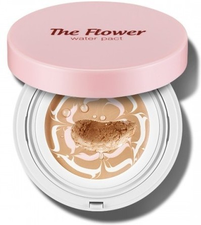 Основа под макияж «The Flower», оттенок 1 Light Beige
