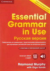 Essential Grammar in Use. Русская версия