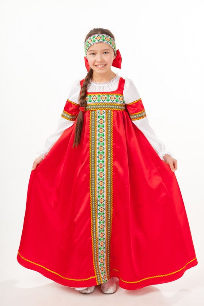 Купить детский русский народный костюм  интернетмагазин