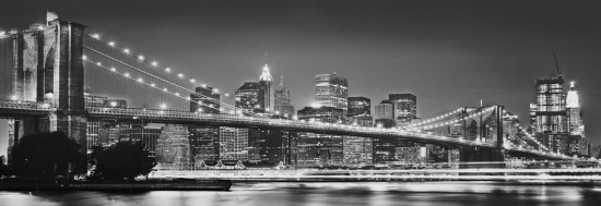 Фотообои «Brooklyn Bridge» (368 х 127 см)