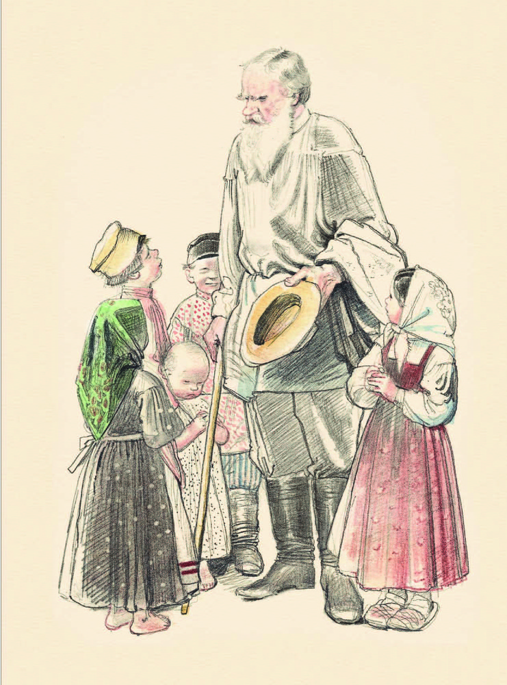 Толстой Лев — романы, повести и рассказы