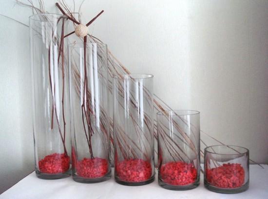стеклянные вазы купить прозрачные наступлением