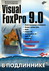 Visual FoxPro 9.0 (+ CD-ROM)