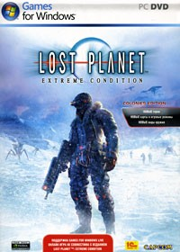 Lost Planet: Extreme Condition. Colonies Edition