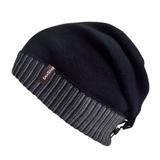Шапка водонепроницаемая «Beanie Slouch Back»