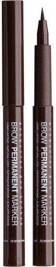 Фломастер для бровей «Brow Permanent Marker», оттенок 02 Brown