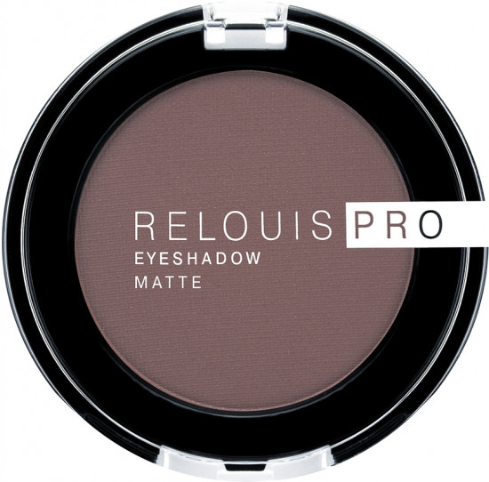 Тени для век «Eyeshadow Matte», оттенок 13 Iced Coffee