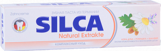 Зубная паста «Natural Extract»