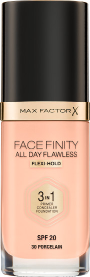 Тональная основа «All Day Flawless 3-in-1», оттенок 30-1237 Фарфор